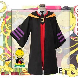 オリジナルデザインの暗殺教室コスプレ衣装