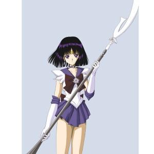 オリジナルデザインの美少女戦士服装