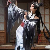 スプラッシュスタイル美智子仙鶴風cosplayコスチューム第五人格