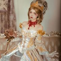 気質第五人格血の女王cosplay衣装血祭りIdentityV