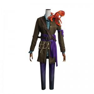 クラシックホット庭師 海賊船大工コスプレコスチューム第五人格