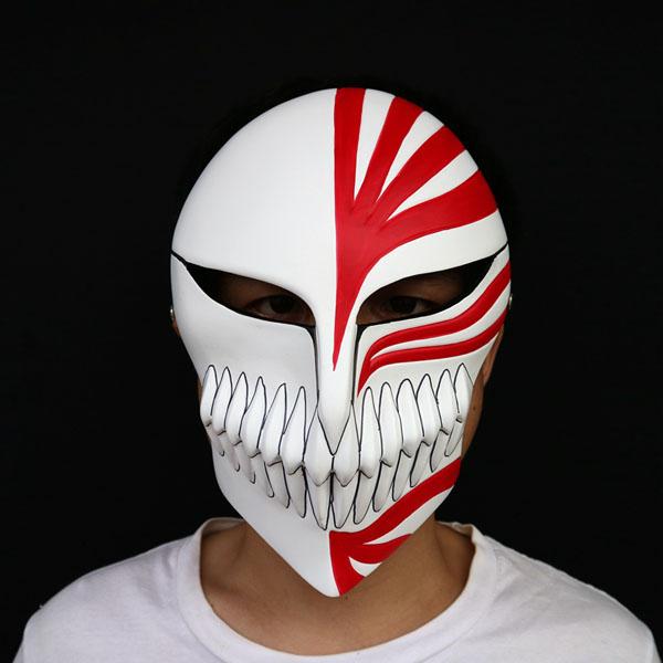 高品質の樹脂死神マスク