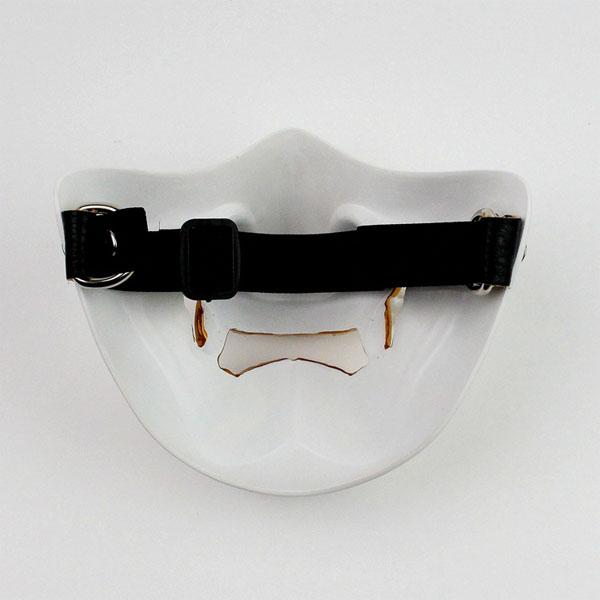 人気のハロウィーンハーフフェイス仮面