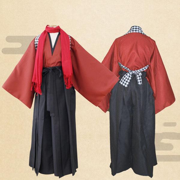 ハンサムな赤コスプレ刀剣 乱舞 の衣装