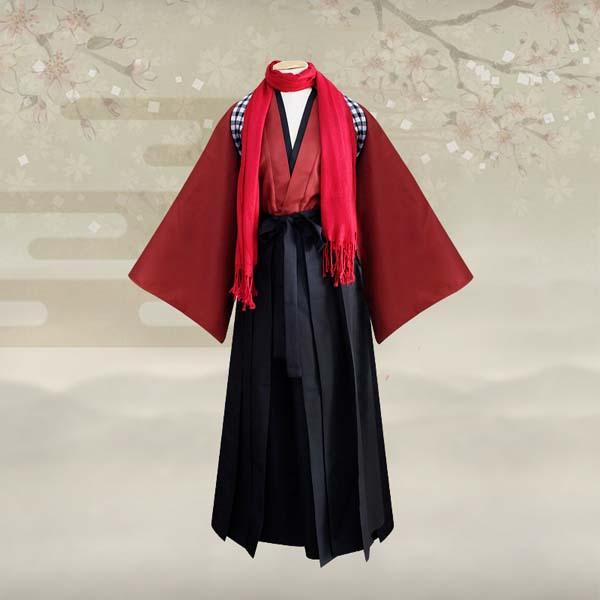 赤いハンサムコスプレ刀剣 乱舞 の衣装