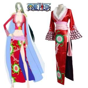 王下七武海ハンコック女帝 コスプレ衣装お勧め