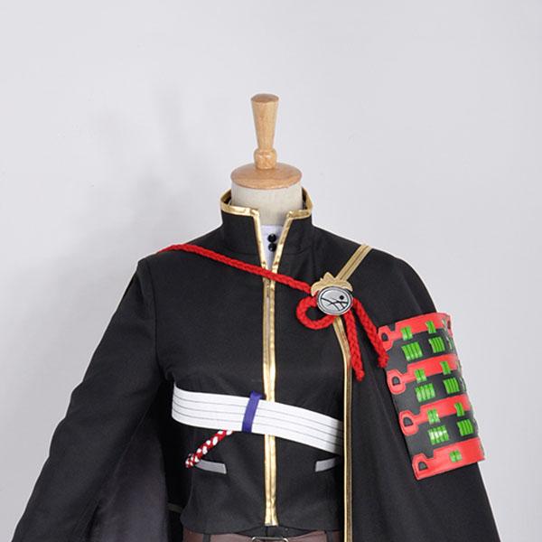 かわいいシック軍服のコス衣装